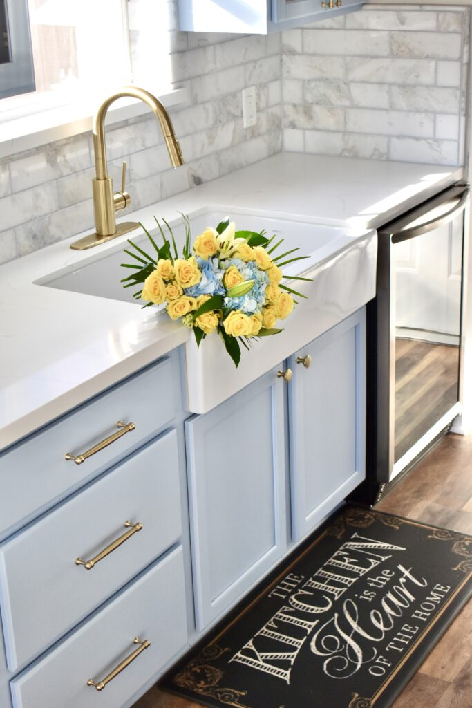 French Country Inspired Kitchen Remodel