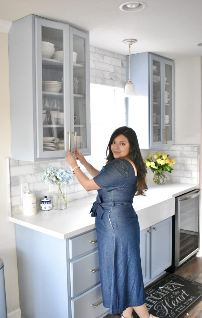 Feminine Kitchen Remodel